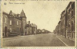 Flèron -- Chaussée De Liège.   (2 Scans) - Fléron
