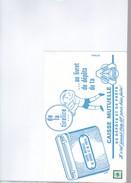 1 Buvard  : Compagnie  :  Caisse Mutuelle - Blotters