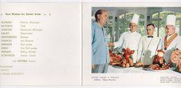 HOTEL BROCHURE - HOTEL MARE E PINETA - CERVIA - RAVENNA - ITALY - 1968 - Tourism Brochures