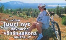 TARJETA TELEFONICA DE FINLANDIA. (04.00 KPY 000135 - TIRADA 2000) (483). - Finlandia