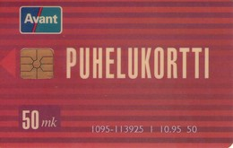 TARJETA TELEFONICA DE FINLANDIA. (TIRADA 19000) (485). - Finlandia