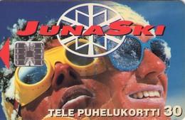 TARJETA TELEFONICA DE FINLANDIA. (495). - Finlandia