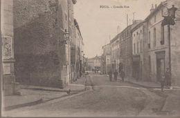 Foug - Grande Rue - Foug