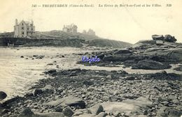 22 - Trébeurden  - La Grève De Roc'h-as-Coat Et Les Villas - Trébeurden
