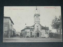 CARBONNE/ ARDT MURET    1910   LA MAIRIE    EDIT - Andere Gemeenten