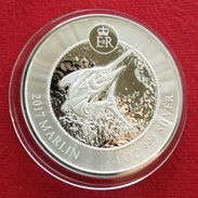 Cayman Islands 1 $ 2017 Marin - Cayman Islands