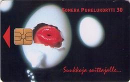 TARJETA TELEFONICA DE FINLANDIA. (528). - Finlandia