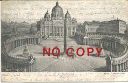 Perdriat Georges, Peintre Français, Autografo Su Cartolina Roma 22.6.1904. - Autographes