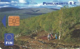 TARJETA TELEFONICA DE FINLANDIA. (533). - Finlandia