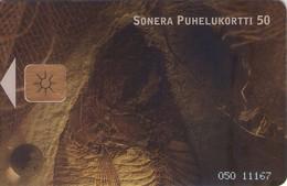 TARJETA TELEFONICA DE FINLANDIA. (TIRADA 15000) (536). - Finlandia