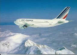 CPM  - Airbus  Air France - Flugzeuge