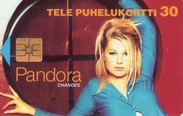 TARJETA TELEFONICA DE FINLANDIA. (540). - Finlandia