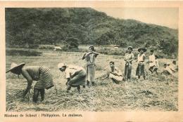PHILIPPINES MISSION DE SCHEUT LA MOISSON - Philippines