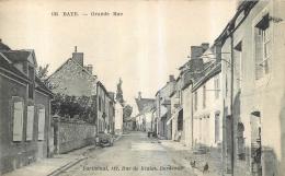 BAYE  GRANDE RUE - France