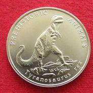 Laos 10 Kip 1993 Dinosaur - Laos