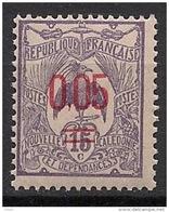 Nouvelle Calédonie - 1922 - N°Yv. 126 - 0,05 Sur 15c - Neuf Luxe ** / MNH / Postfrisch - Ongebruikt