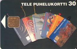 TARJETA TELEFONICA DE FINLANDIA. (552). - Finlandia