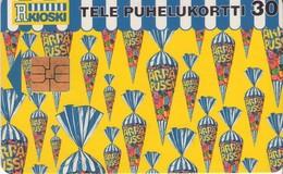 TARJETA TELEFONICA DE FINLANDIA. (560). - Finlandia