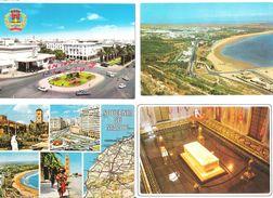 Maroc - Marokko - 4 Cards - Rabat - Agadir - Nice Stamps - Rabat