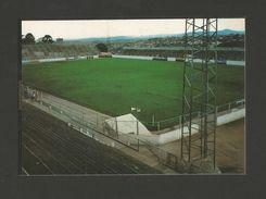 PC 80s BRASIL BRAZIL BRAGANÇA PAULISTA SOCCER STADIUM  FUTEBOL CLUB FUTBOL Z1 - Postcards