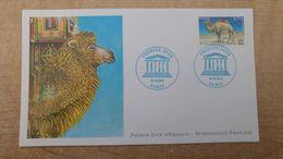 FDC - N°151 -UNESCO Chameau De Bactriane - 2010-....
