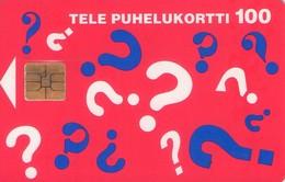 TARJETA TELEFONICA DE FINLANDIA. (587). - Finlandia