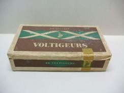 BOITE Carton 50 Cigares Vide VOLTIGEURS - Cigar Cases