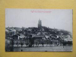 AVIGNONET LAURAGAIS. Vue Générale. - Francia