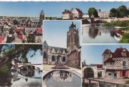 NOGENT SUR SEINE MULTIVUES (LF) - Nogent-sur-Seine
