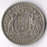 Australia 1962 2/- [C734/2D] - Monnaie Pré-décimale (1910-1965)