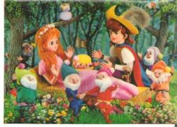 Snow White And The Seven Dwarfs  3 D - Märchen, Sagen & Legenden