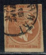 GRIECHENLAND 1880 -  MiNr: 53  Used - 1861-86 Hermes, Gross