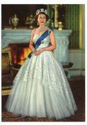 Famille Royale-  Royaume-Uni---Sa Majesté La Reine Elisabeth II-- - Familles Royales
