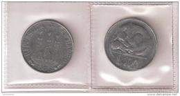 D) SAN MARINO LIRE 100 DEL 1975 FDC UNC - San Marino