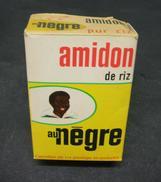 Boîte Carton AMIDON Pur Riz AU NÈGRE - Boxes