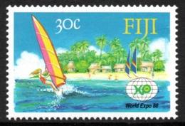 """FIJI 1988 """"Expo '88"""" World Fair, Brisbane: Single Stamp UM/MNH - Fiji (1970-...)"""