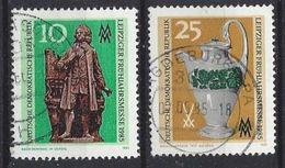 Germany (DDR) 1985 Leipziger Fruhjahrsmesse  (o) Mi.2929-2930 - Used Stamps