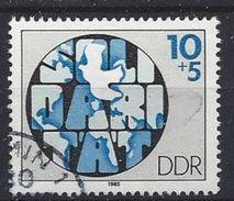 Germany (DDR) 1985 Solidaritat  (o) Mi.2950 - [6] Democratic Republic