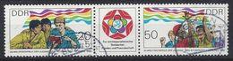 Germany (DDR) 1985  Weltfestspiele Der Jugend  (o) Mi.2959-2960 - [6] Democratic Republic