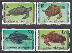 ST VINCENT GRENADINES    SCOTT NO. 157-60       MNH     YEAR  1978 - St.Vincent & Grenadines