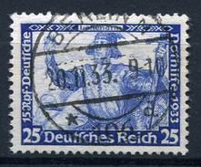 19179) DEUTSCHES REICH # 506 Gestempelt Aus 1933, 50.- € - Gebraucht