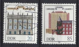 Germany (DDR) 1985  Humboldt-Universitat / Charite, Berlin (o)  Mi.2980-2981 - [6] Democratic Republic