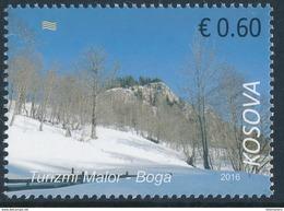 """REPUBLIC OF KOSOVO 2016 """"Mountain Tourism-Boga"""" 09.12.2016 – REPRINT From Sheet Of 25 (5x5)** - Kosovo"""
