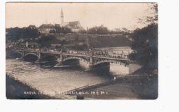 Narva 1924 NICE OLD PHOTOPOSTCARD 2 Scans - Estonia