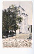 Dorpat Tartu Universitätskirche 1909 OLD POSTCARD 2 Scans - Estonia