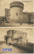 Emilia Romagna-imola Rocca Di Dozza Veduta Parte Levante Veduta Ponente - Imola
