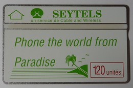 SEYCHELLES - D1 - Specimen - L&G - R - Seychelles