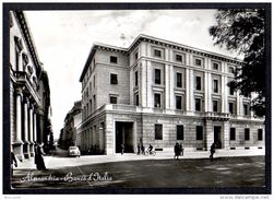 ALESSANDRIA - BANCA D' ITALIA  - Viaggiata 1968 - Alessandria