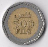 Bahrain 2002 500 Fils [C747/2D] - Bahrain