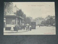 TOULOUSE  1910    PLACE ESQUIROL /   STATION DU TRAMWAY       EDIT - Toulouse
